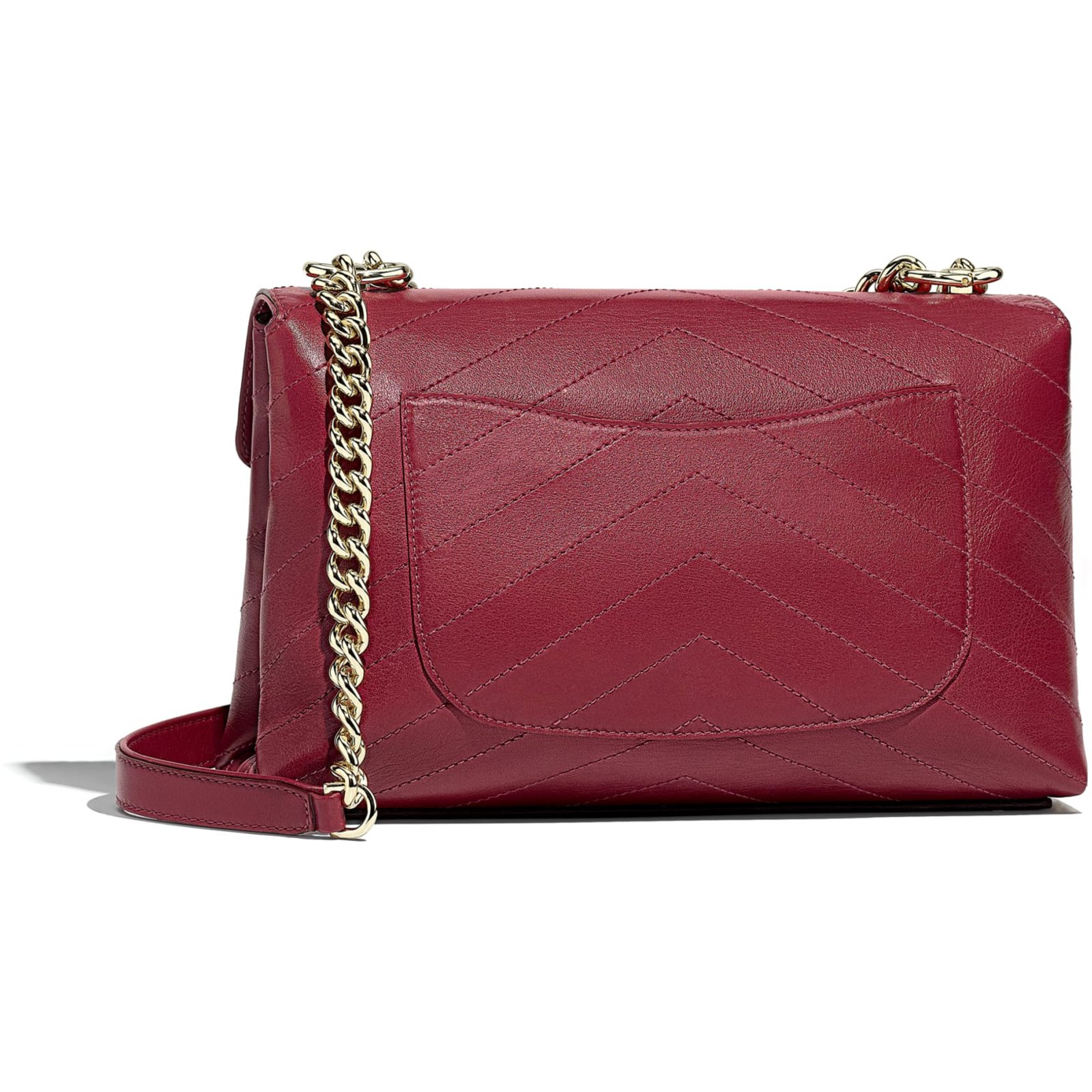 2b77dad03e2011 Chanel New gold chanel hardware pink bag Handbags Leather Pink ref.99178 -  Joli Closet