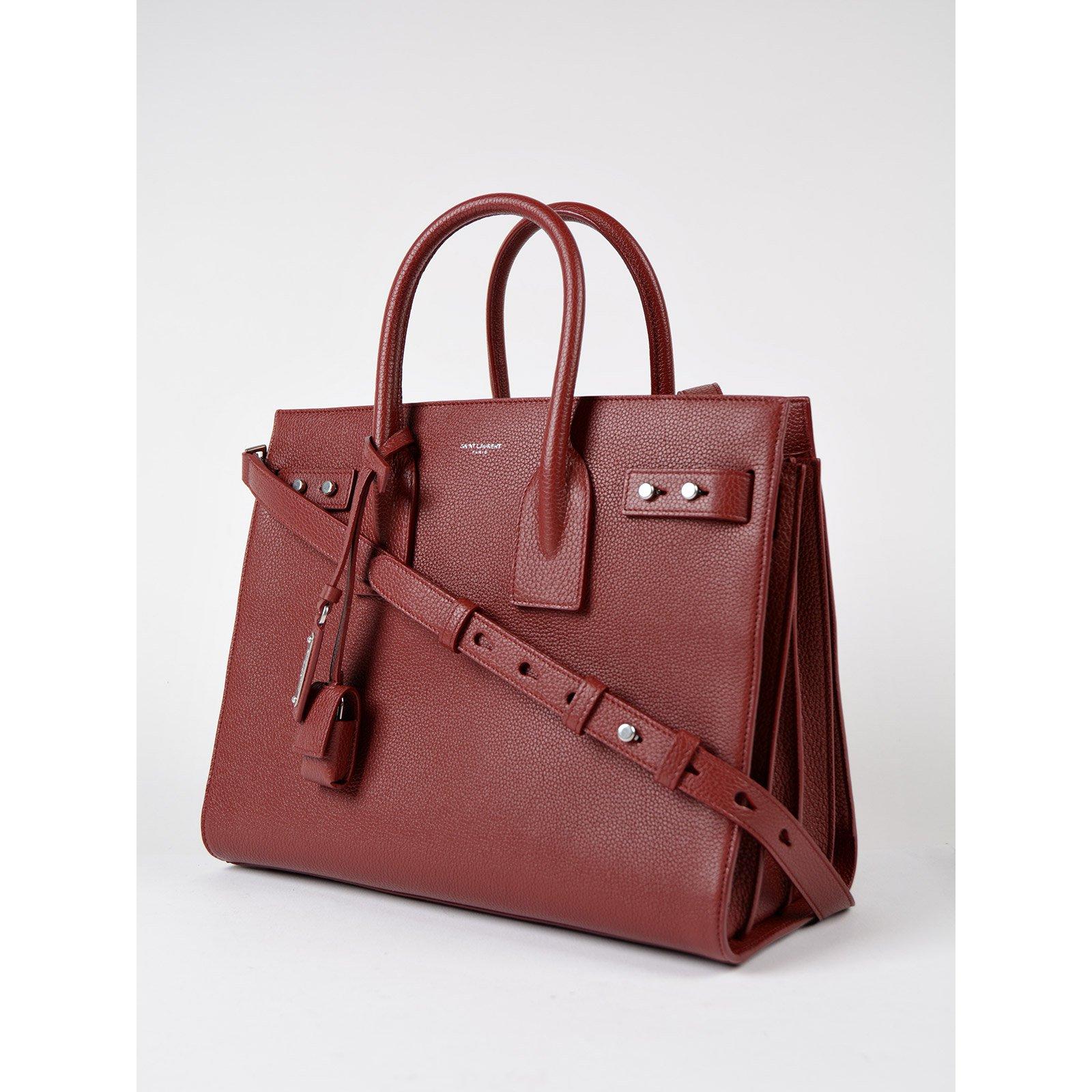fe26fa07d0 Saint Laurent Saint Laurent Sac de jour Handbags Leather Other ref.99277 -  Joli Closet