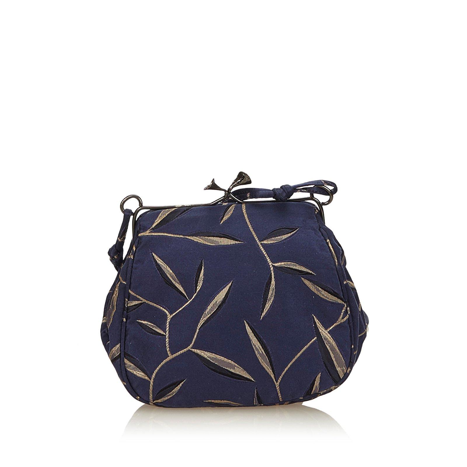 dba9a4f9f6 Prada Printed Chemical Fiber Crossbody Bag Handbags Other,Cloth ...