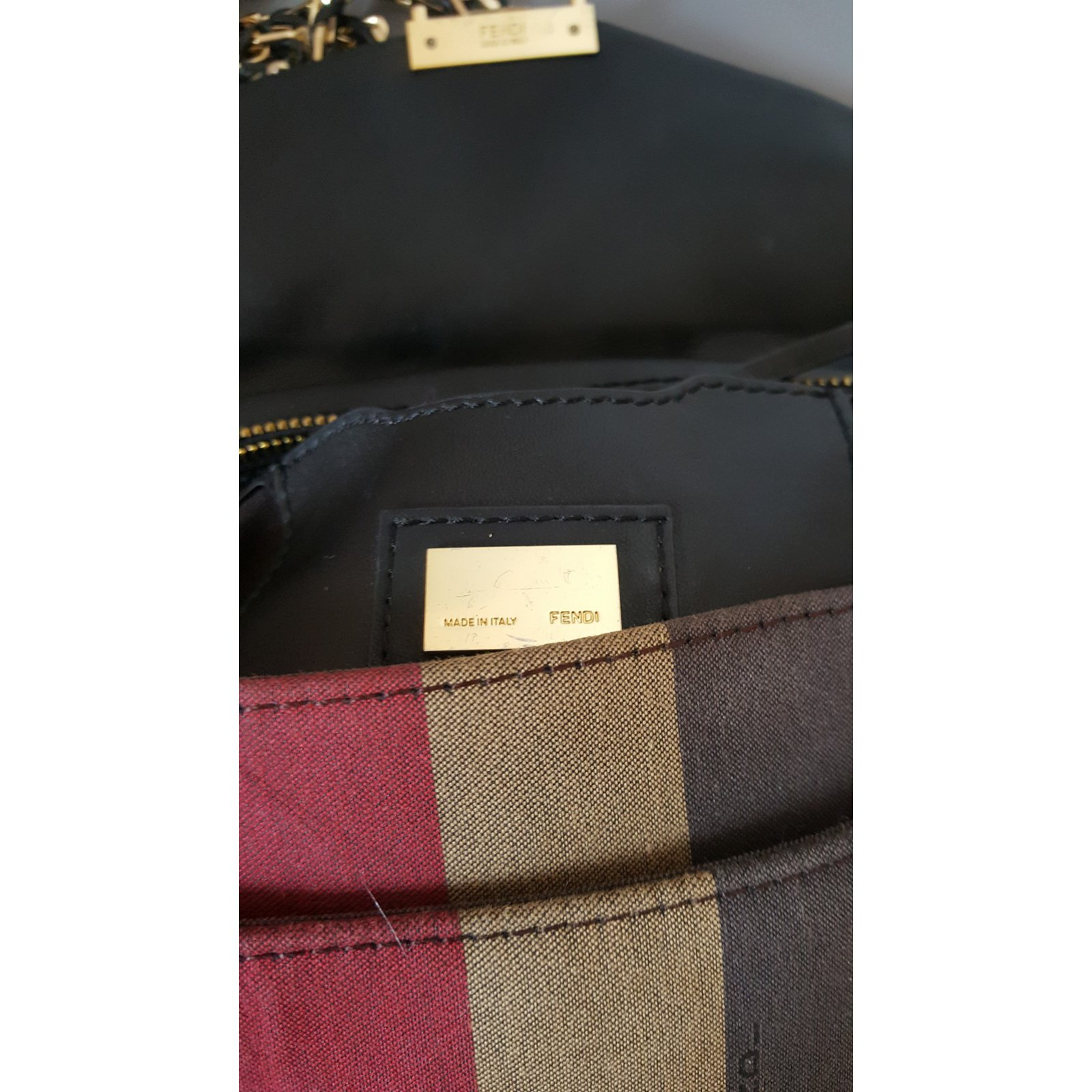 dc0812c373 Fendi Handbags Handbags Cloth Other ref.101063 - Joli Closet