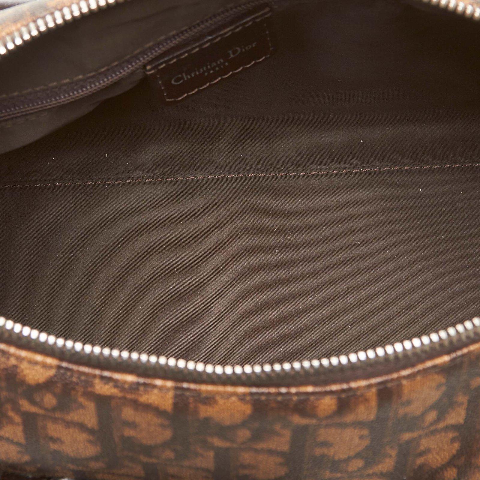 f02c95d59cbe Dior Oblique Romantique Handbag Handbags Leather