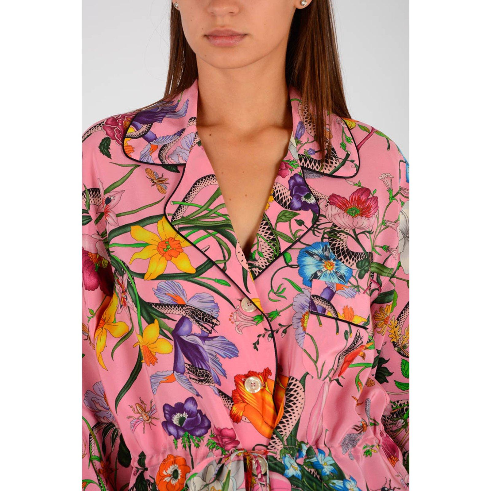 feb4124bf Gucci Gucci blouse new Tops Silk Other ref.106150 - Joli Closet
