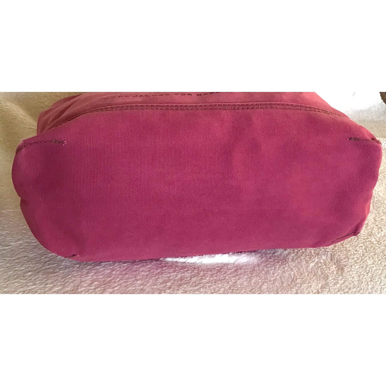 da332ab648c7 Facebook · Pin This. Marc by Marc Jacobs Handbags Handbags Cloth Pink ref. 108278