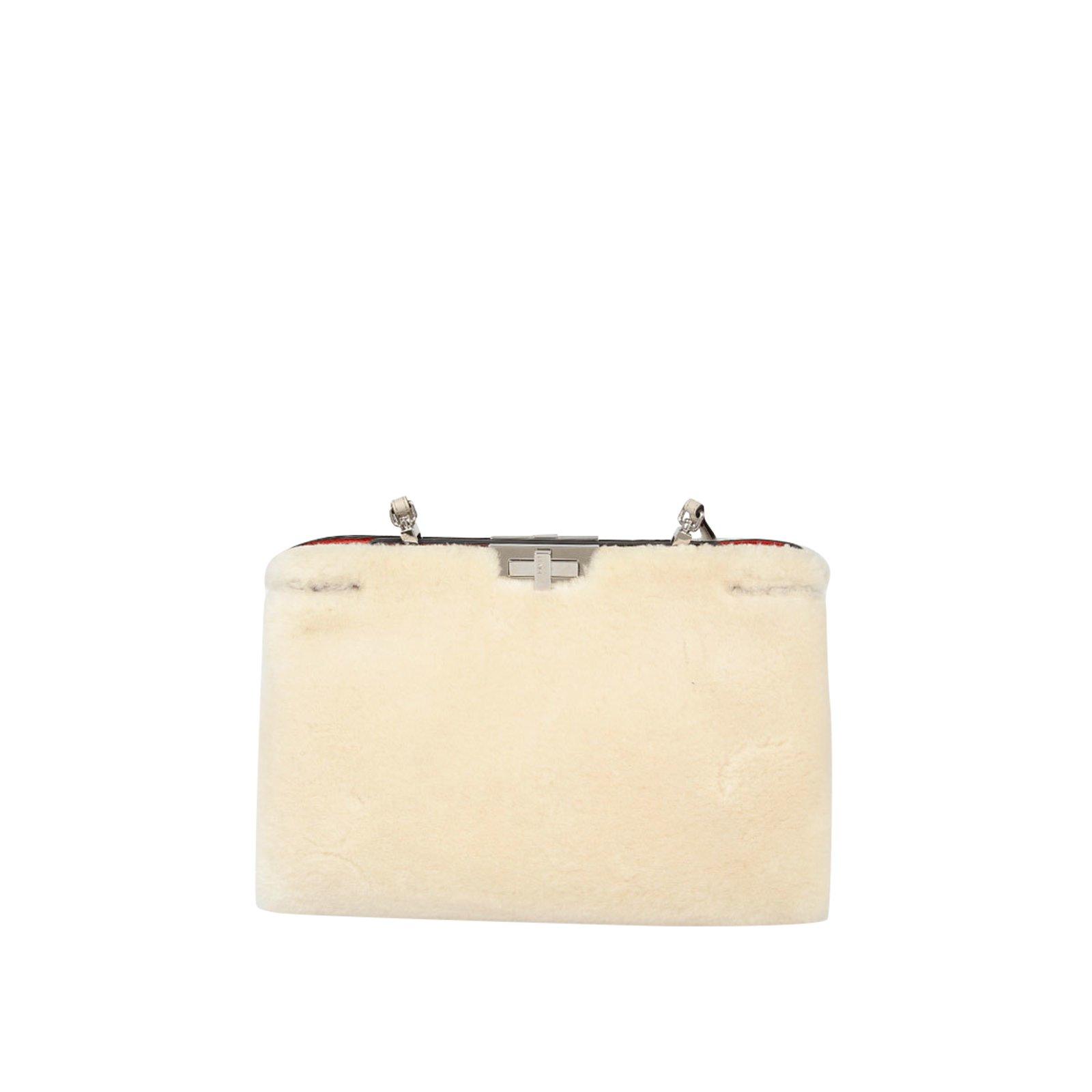 49646da047e8 Facebook · Pin This. Fendi Fendi fur bag new Handbags Fur Other ref.109011