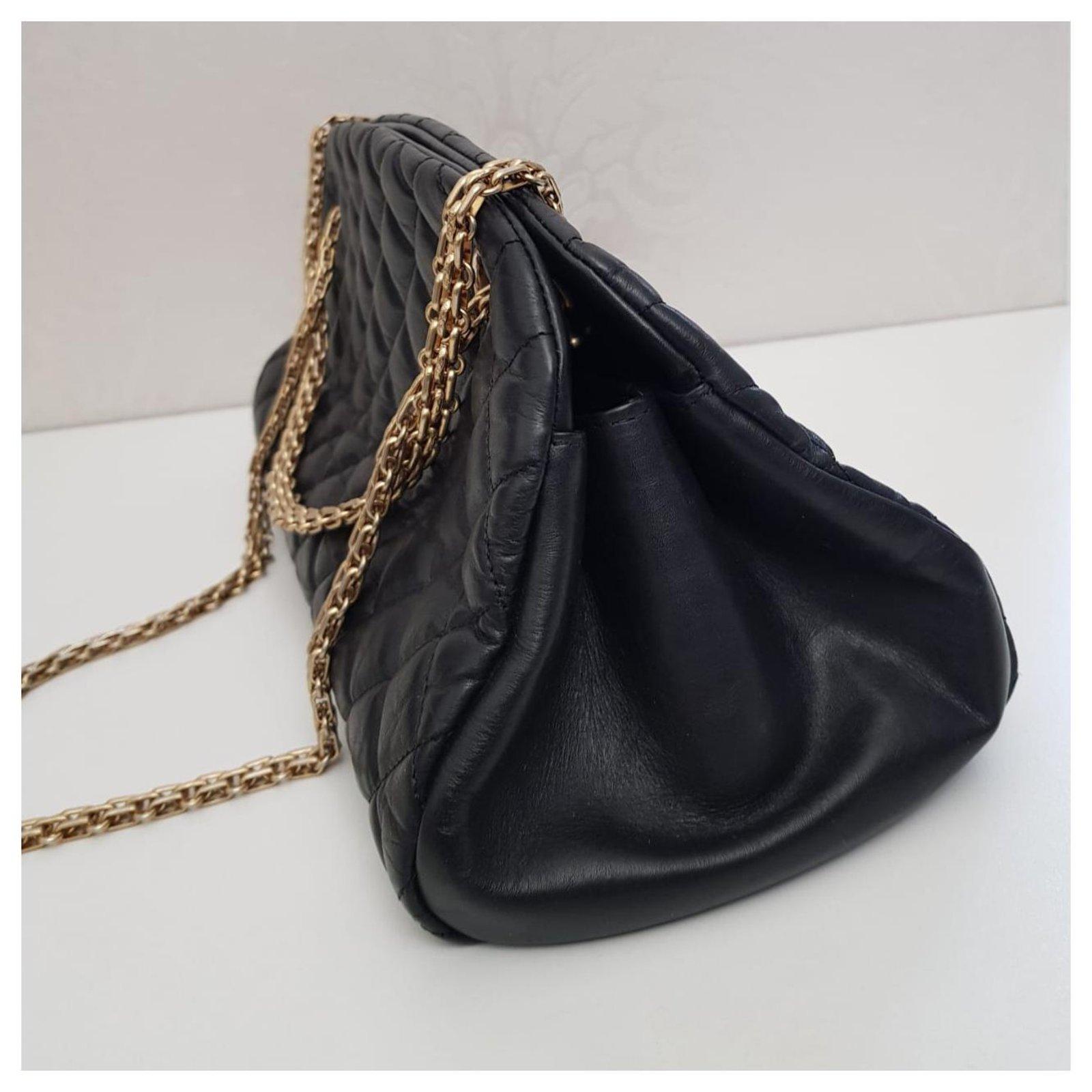 d12f014fb6ef Chanel mademoiselle Handbags Leather Hazelnut ref.123160 - Joli Closet