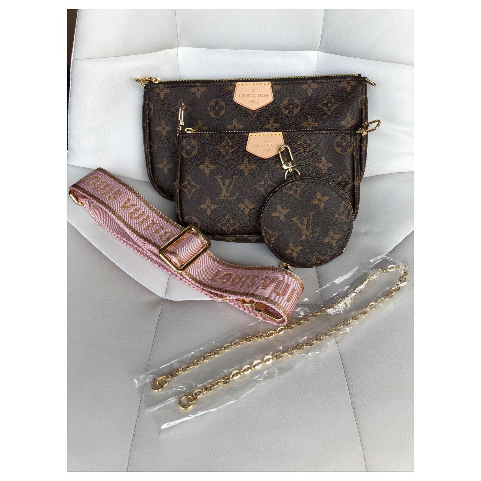 Louis Vuitton multi-pocket shoulder bag