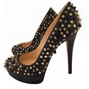 Bianca 140mm spikes - Christian Louboutin