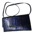 Rougissime Python Clutch Bag - Christian Louboutin