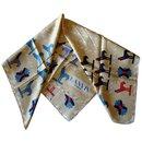 Silk scarf - Lanvin