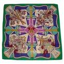 Silk scarf - Hermès