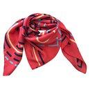 Silk scarf - Chanel