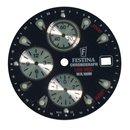 CADRAN montre FESTINA  Chronogroph 1/20 SEC W.R. 100 M ref 3711 homme perpetual - Autre Marque