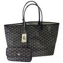 Sac Goyard Saint-Louis PM noir