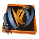 Bracelet hapi mixte double tour - Hermès
