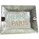Pocket holder/ashtray - Hermès