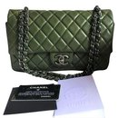 Chanel Classic Medium flap bag.