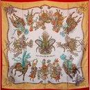 la fête du roi soleil - Hermès