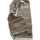 Superbe écharpe laine et cachemire - Burberry