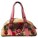 Christian Dior, Wicker bag limited edition frame