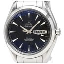 Omega Silver Stainless Steel Seamaster Aqua Terra Calibre 8601 automatic watch 231.10.43.22.06.001