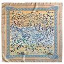 Unworn item! Hermes Silk 100 Scarves - Hermès