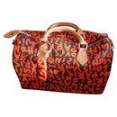Speedy 30cm collection Stephen Sprousse - Louis Vuitton