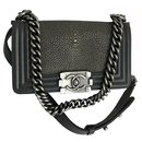 Stingray Boy Small Flap Bag Limited edition - Chanel