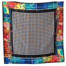 Square of silk ATELIER VESRACE - Versace