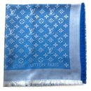 Frais et coloré le carré Vuitton bleu clair - Louis Vuitton
