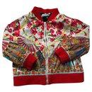 Boy Coats Outerwear - Dolce & Gabbana