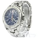 Tag Heuer Silver Stainless Steel Link Quartz Diver Watch CT1110.BA0550