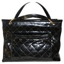 TO SEIZE BEAUTIFUL AFFAIRE A CHANEL XXL vintage in very good condition - Chanel