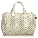 Croisette Speedy Mini Lin Gris Louis Vuitton 30