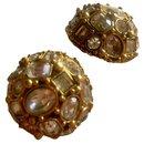 Dior vintage Tribales plaqué or 18 carats
