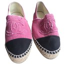 ESPADRILLE CHANEL NEW - Chanel