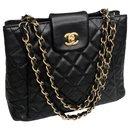 Rare! shoulder quilted bag - Chanel