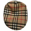 Flat Cap Hat - Burberry
