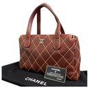 Chanel Wild Stitch