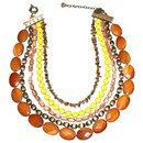 Dyrberg/Kern multiple row necklace - Autre Marque