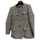 Iconic jacket Chanel tweed