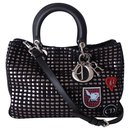 DIOR DIORISSIMO TWEED BAG - Dior