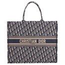 Dior book tote new
