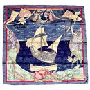 Christopher Columbus discovers America 12 October 1492 - Hermès