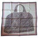 Silk scarf - Louis Vuitton