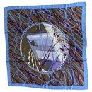 Scarf 90 silk twill - Hermès
