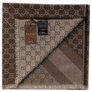 gucci  brown scarf new - Gucci