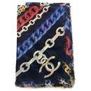 CHANEL cashmere shawl - Chanel