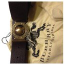 Belts - Burberry