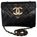 Sac à rabat classique intemporel - Chanel