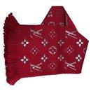 Louis Vuitton Logomania Shine scarves